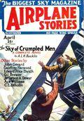Airplane Stories (1929-1931 Ramer Reviews, Inc.) Pulp Vol. 2 #6
