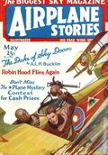 Airplane Stories (1929-1931 Ramer Reviews, Inc.) Pulp Vol. 3 #1