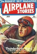 Airplane Stories (1929-1931 Ramer Reviews, Inc.) Pulp Vol. 3 #2