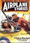 Airplane Stories (1929-1931 Ramer Reviews, Inc.) Pulp Vol. 3 #3