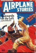 Airplane Stories (1929-1931 Ramer Reviews, Inc.) Pulp Vol. 3 #4