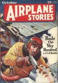 Airplane Stories (1929-1931 Ramer Reviews, Inc.) Pulp Vol. 3 #5