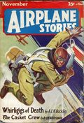 Airplane Stories (1929-1931 Ramer Reviews, Inc.) Pulp Vol. 3 #6