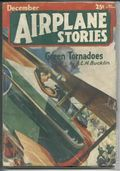 Airplane Stories (1929-1931 Ramer Reviews, Inc.) Pulp Vol. 4 #1