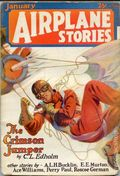 Airplane Stories (1929-1931 Ramer Reviews, Inc.) Pulp Vol. 4 #2