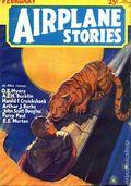 Airplane Stories (1929-1931 Ramer Reviews, Inc.) Pulp Vol. 4 #3