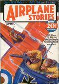 Airplane Stories (1929-1931 Ramer Reviews, Inc.) Pulp Vol. 4 #5