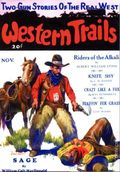 Western Trails (1928-1949 Ace Magazines) Pulp Vol. 1 #3