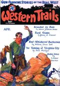 Western Trails (1928-1949 Ace Magazines) Pulp Vol. 2 #4