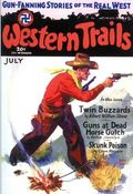 Western Trails (1928-1949 Ace Magazines) Pulp Vol. 3 #3