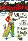Western Trails (1928-1949 Ace Magazines) Pulp Vol. 4 #1