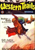 Western Trails (1928-1949 Ace Magazines) Pulp Vol. 4 #4