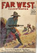 Far West (1926-1932 Street & Smith) Pulp Vol. 7 #3