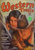 Western Trails (1928-1949 Ace Magazines) Pulp Vol. 9 #2