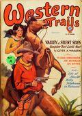 Western Trails (1928-1949 Ace Magazines) Pulp Vol. 9 #3