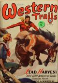 Western Trails (1928-1949 Ace Magazines) Pulp Vol. 9 #4