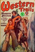 Western Trails (1928-1949 Ace Magazines) Pulp Vol. 10 #1