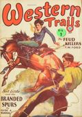 Western Trails (1928-1949 Ace Magazines) Pulp Vol. 10 #2