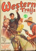 Western Trails (1928-1949 Ace Magazines) Pulp Vol. 10 #4