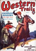 Western Trails (1928-1949 Ace Magazines) Pulp Vol. 11 #2