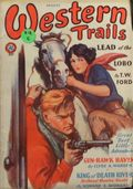 Western Trails (1928-1949 Ace Magazines) Pulp Vol. 11 #4