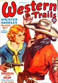 Western Trails (1928-1949 Ace Magazines) Pulp Vol. 12 #1