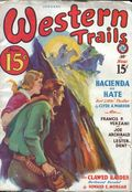 Western Trails (1928-1949 Ace Magazines) Pulp Vol. 13 #1