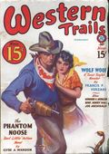 Western Trails (1928-1949 Ace Magazines) Pulp Vol. 13 #2