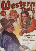 Western Trails (1928-1949 Ace Magazines) Pulp Vol. 13 #3