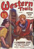 Western Trails (1928-1949 Ace Magazines) Pulp Vol. 14 #3