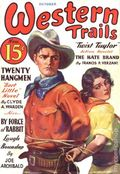 Western Trails (1928-1949 Ace Magazines) Pulp Vol. 15 #1