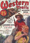 Western Trails (1928-1949 Ace Magazines) Pulp Vol. 15 #3