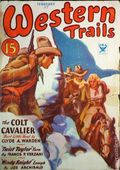 Western Trails (1928-1949 Ace Magazines) Pulp Vol. 16 #1
