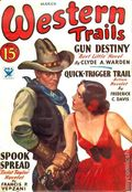Western Trails (1928-1949 Ace Magazines) Pulp Vol. 16 #2