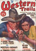 Western Trails (1928-1949 Ace Magazines) Pulp Vol. 16 #3
