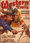 Western Trails (1928-1949 Ace Magazines) Pulp Vol. 18 #2