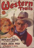 Western Trails (1928-1949 Ace Magazines) Pulp Vol. 19 #3