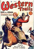 Western Trails (1928-1949 Ace Magazines) Pulp Vol. 19 #4