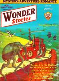 Wonder Stories (1930-1936 Stellar/Continental) Pulp 1st Series Vol. 2 #1