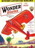 Wonder Stories (1930-1936 Stellar/Continental) Pulp 1st Series Vol. 2 #2