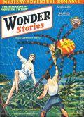 Wonder Stories (1930-1936 Stellar/Continental) Pulp 1st Series Vol. 2 #4