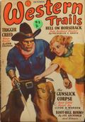 Western Trails (1928-1949 Ace Magazines) Pulp Vol. 21 #1