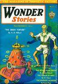 Wonder Stories (1930-1936 Stellar/Continental) Pulp 1st Series Vol. 2 #10