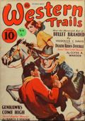 Western Trails (1928-1949 Ace Magazines) Pulp Vol. 22 #1