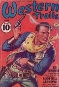 Western Trails (1928-1949 Ace Magazines) Pulp Vol. 23 #1