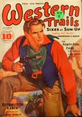 Western Trails (1928-1949 Ace Magazines) Pulp Vol. 24 #1