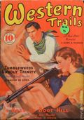 Western Trails (1928-1949 Ace Magazines) Pulp Vol. 25 #1