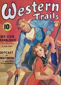 Western Trails (1928-1949 Ace Magazines) Pulp Vol. 25 #2