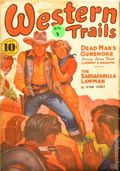 Western Trails (1928-1949 Ace Magazines) Pulp Vol. 25 #3A