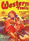 Western Trails (1928-1949 Ace Magazines) Pulp Vol. 25 #3B